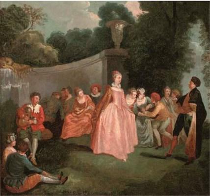 After Jean-Antoine Watteau, 20