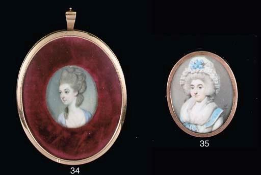 RICHARD CROSSE, CIRCA 1790
