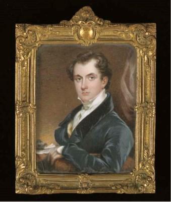 ENGLISH SCHOOL, CIRCA 1825