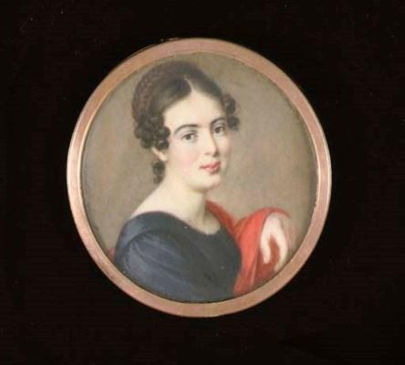 ADALBERT SUCHY, CIRCA 1820