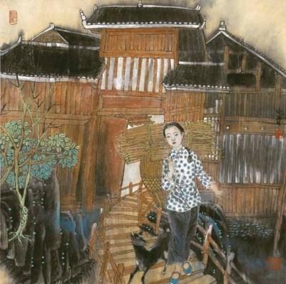 LI YEQING (BORN 1958)