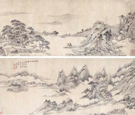 HUANG DING (1660-1730)