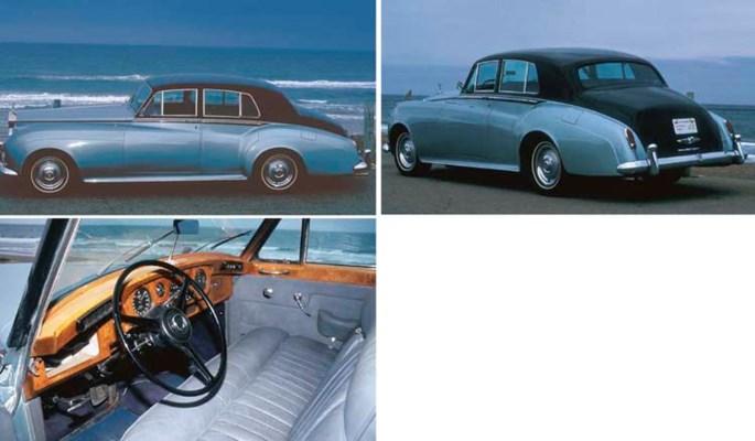 1960 ROLLS-ROYCE SILVER CLOUD