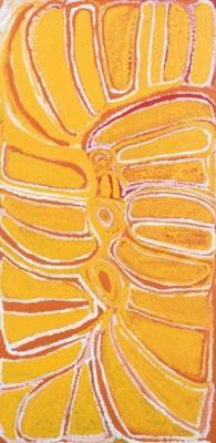 EUBENA NAMPITJIN (BORN CIRCA 1