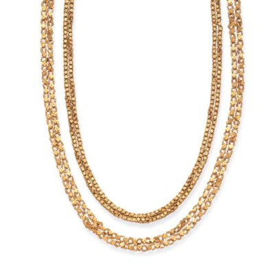 A SET OF SPANISH COLONIAL GOLD