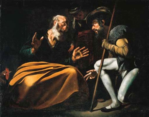"the denial of st peter by caravaggio essay Let us write you a custom essay sample on art history paper – ""the denial of st peter"" for only $1638 $139  ""the denial of st peter"" by caravaggio."