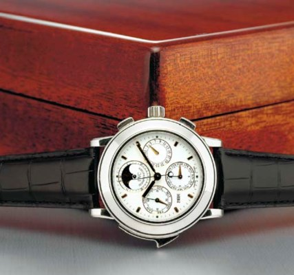 IWC. A VERY RARE LIMITED EDITI