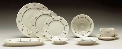 A selection of Star pattern ch