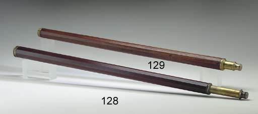 An 18th-Century English mahoga