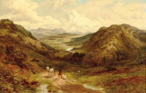 Edward Hargitt (British, 1835-