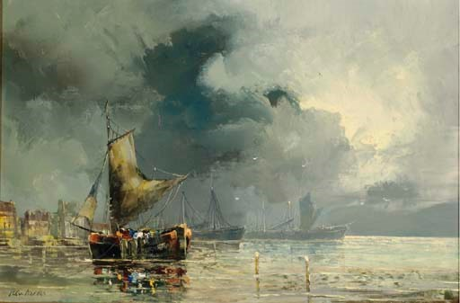 V. Norden (Dutch, 20th Century