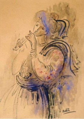 Reuven Rubin (Israeli, 1893-19