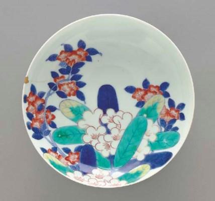 A Nabeshima Dish