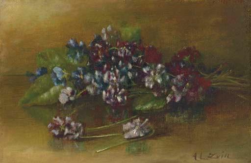Abbie Luella Zuill (1856-1921)