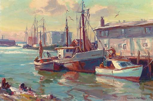 Emile Albert Gruppe (1896-1978