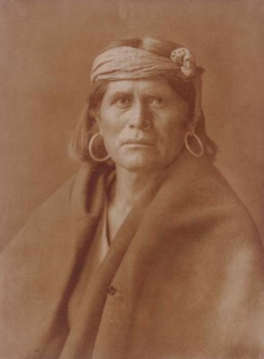 EDWARD S. CURTIS (1868-1952)