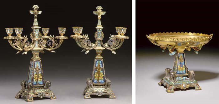 A Victorian Egyptian revival p