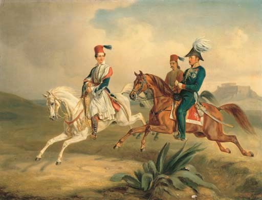 Albrecht Adam (German, 1786-18