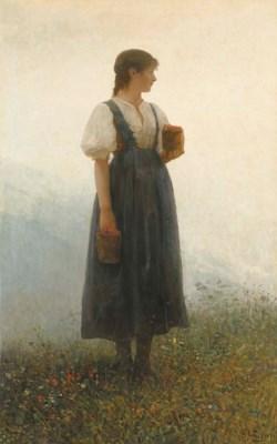 Gustave Adolf Jundt (French, 1