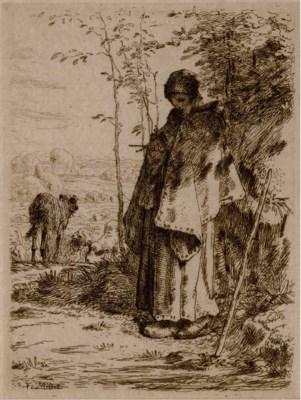JEAN-FRANCOIS MILLET (1814-187