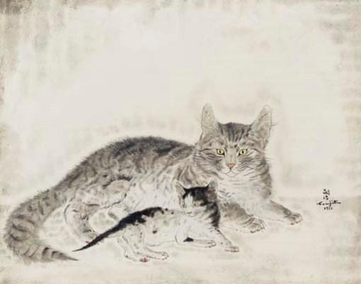 Tsuguharu Foujita (1886-1986)