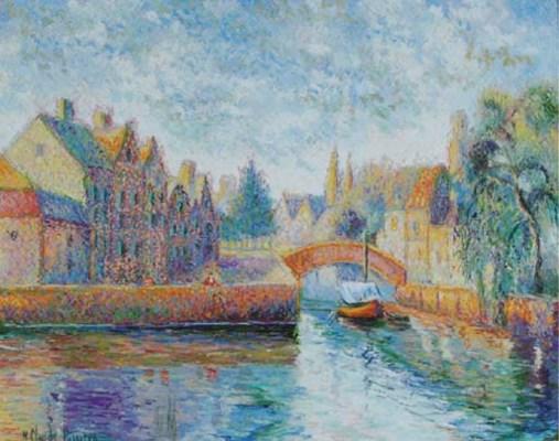 Claude Hughes Pissarro (French