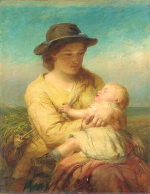 James John Hill (British, 1811