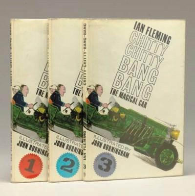 FLEMING, Ian. Chitty Chitty Bang Bang. The Magical Car ...
