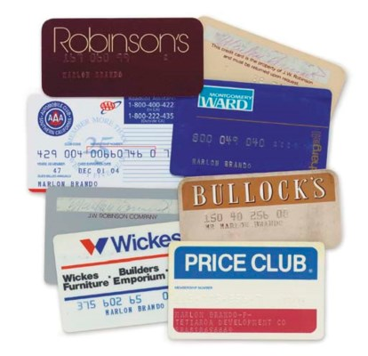 Store Cards