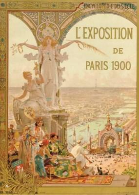 L'Exposition de Paris (1900) p