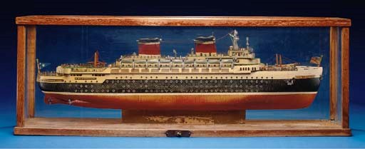 A primitive model of the S.S.