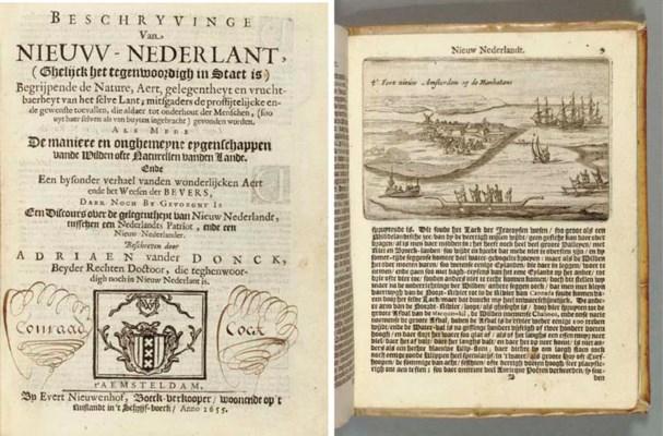 DONCK, Adriaen van der (1620-1