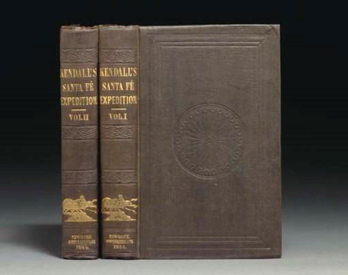 KENDALL, George Wilkins (1809-