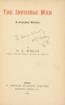 WELLS, Herbert George.  The In