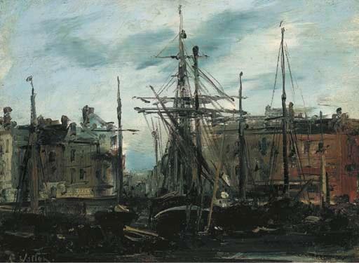 ALEXIS VOLLON (PARIS 1865-1945