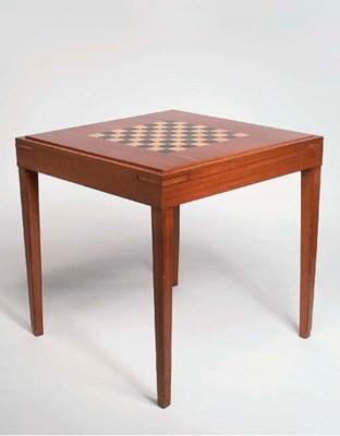 TABLE à JEUX