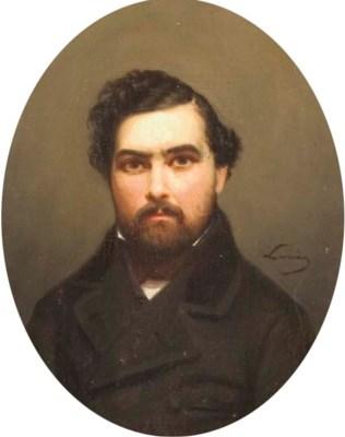 ALPHONSE LAVAUDAN (1796 - 1857