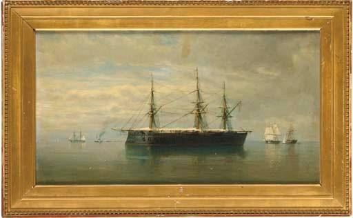 RAPHAEL MONLEON Y TORRES (1847