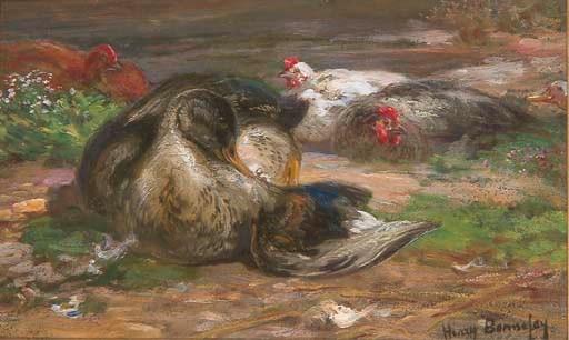 HENRY-ARTHUR BONNEFOY (1839-19
