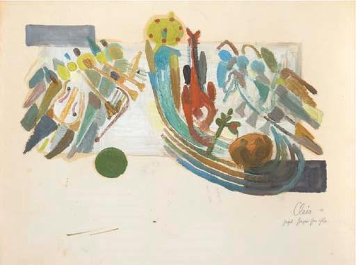 HUGO CLEIS (1903-1976)