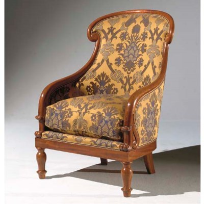 BERGERE D'EPOQUE EMPIRE