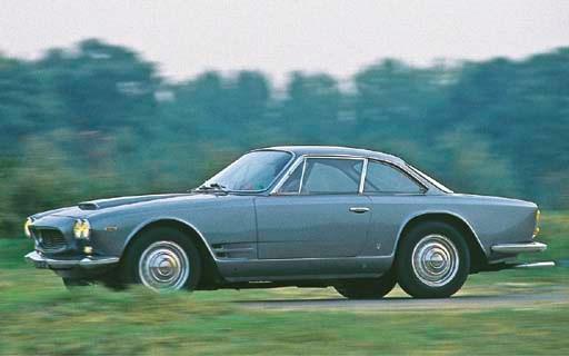 MASERATI SEBRING 1963 Chassis
