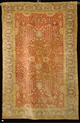 TAPIS TABRIZ VERS 1910