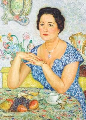 LEON DE SMET (1881-1966)