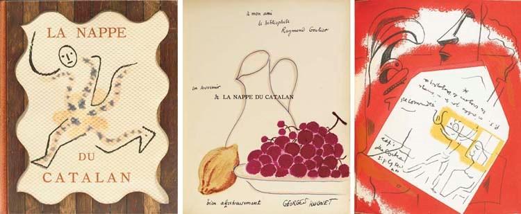 Jean COCTEAU -- Georges HUGNET