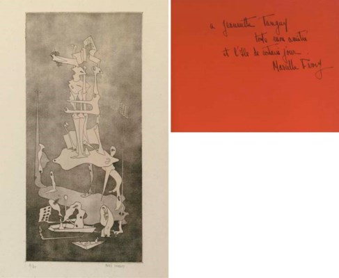 Marcelle FERRY -- Yves TANGUY