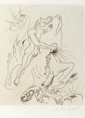 André MASSON -- Georges BATAIL