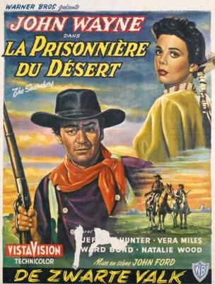 LA PRISONNIERE DU DESERT (1956