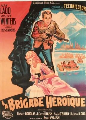 LA BRIGADE HEROIQUE, 1954
