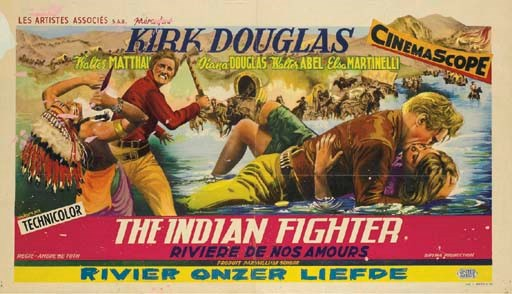 THE INDIAN FIGHTER (La Rivière